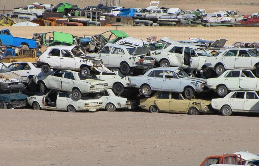 آیین نامه اجرایی مربوط به تعیین سن جدید فرسودگی انواع خودروهای شخصی و دولتی